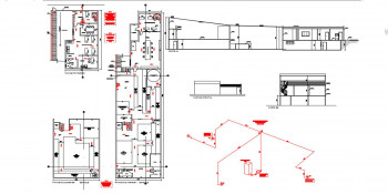 Dimensionamento Rede Hidrantes