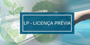 LP – Licença Prévia