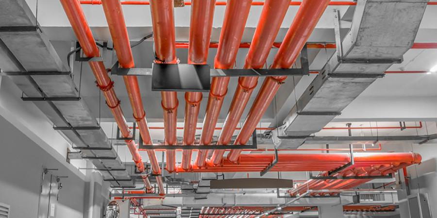 Instalações e manutenções de combate a incêndio